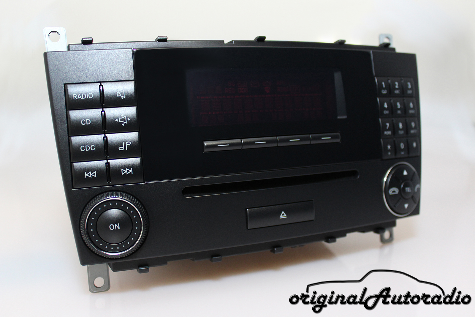 Mercedes Audio 20 Cd Mf2530 R W203 S203 The Alpine Car Stereo Cl203 C Class