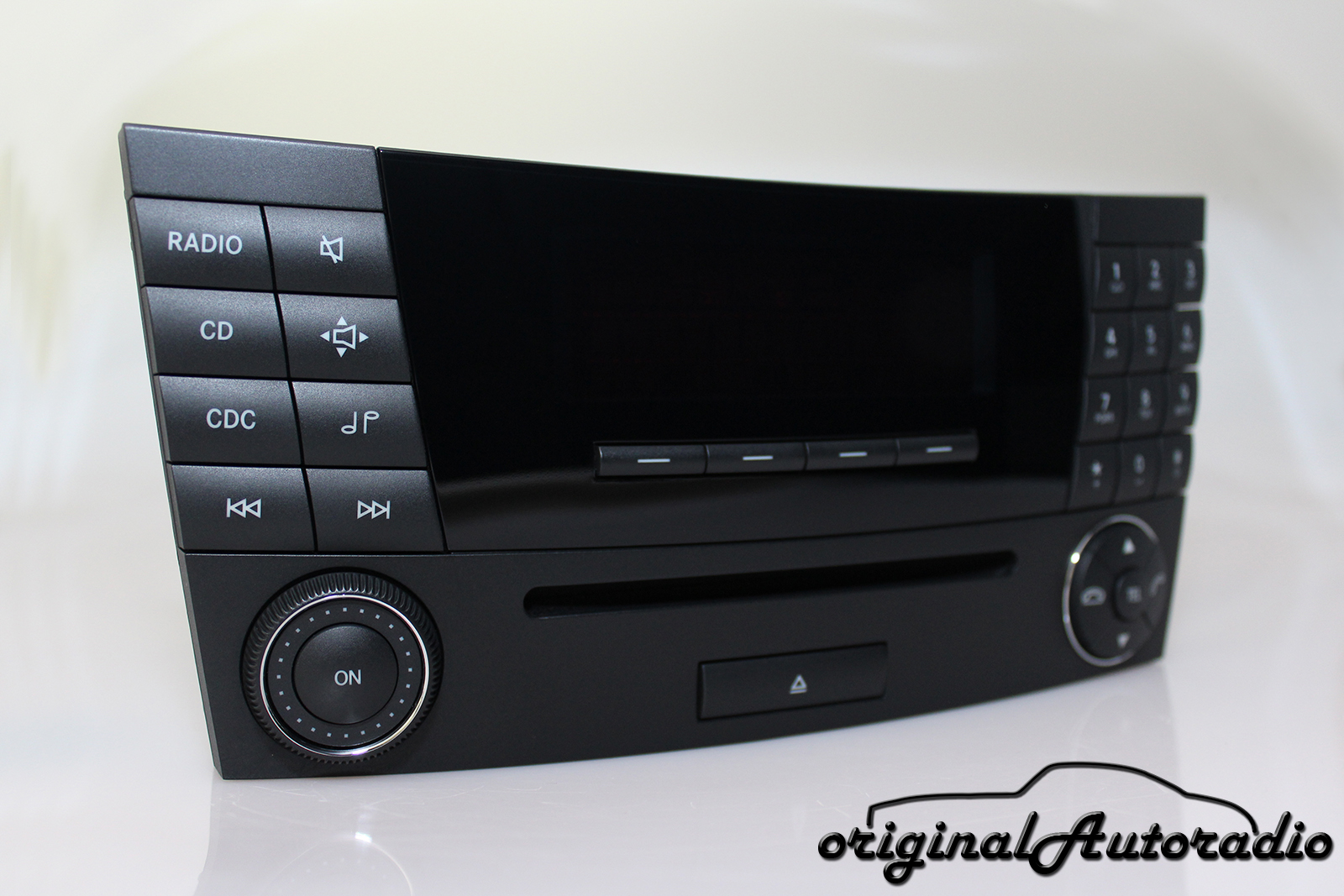 Uitgelezene Original-Autoradio.de - Mercedes Audio 20 CD MF2770 W211 S211 E IT-01