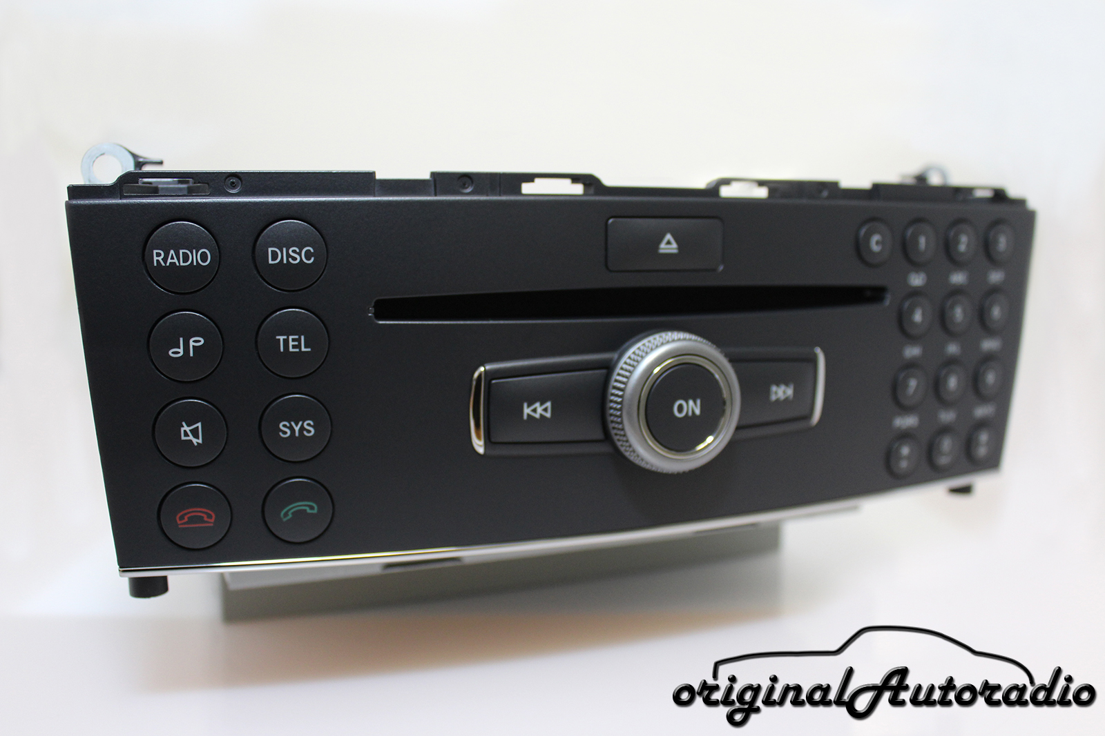 Original-Autoradio de - Mercedes W204 Radio Audio 20 CD Headunit MP3