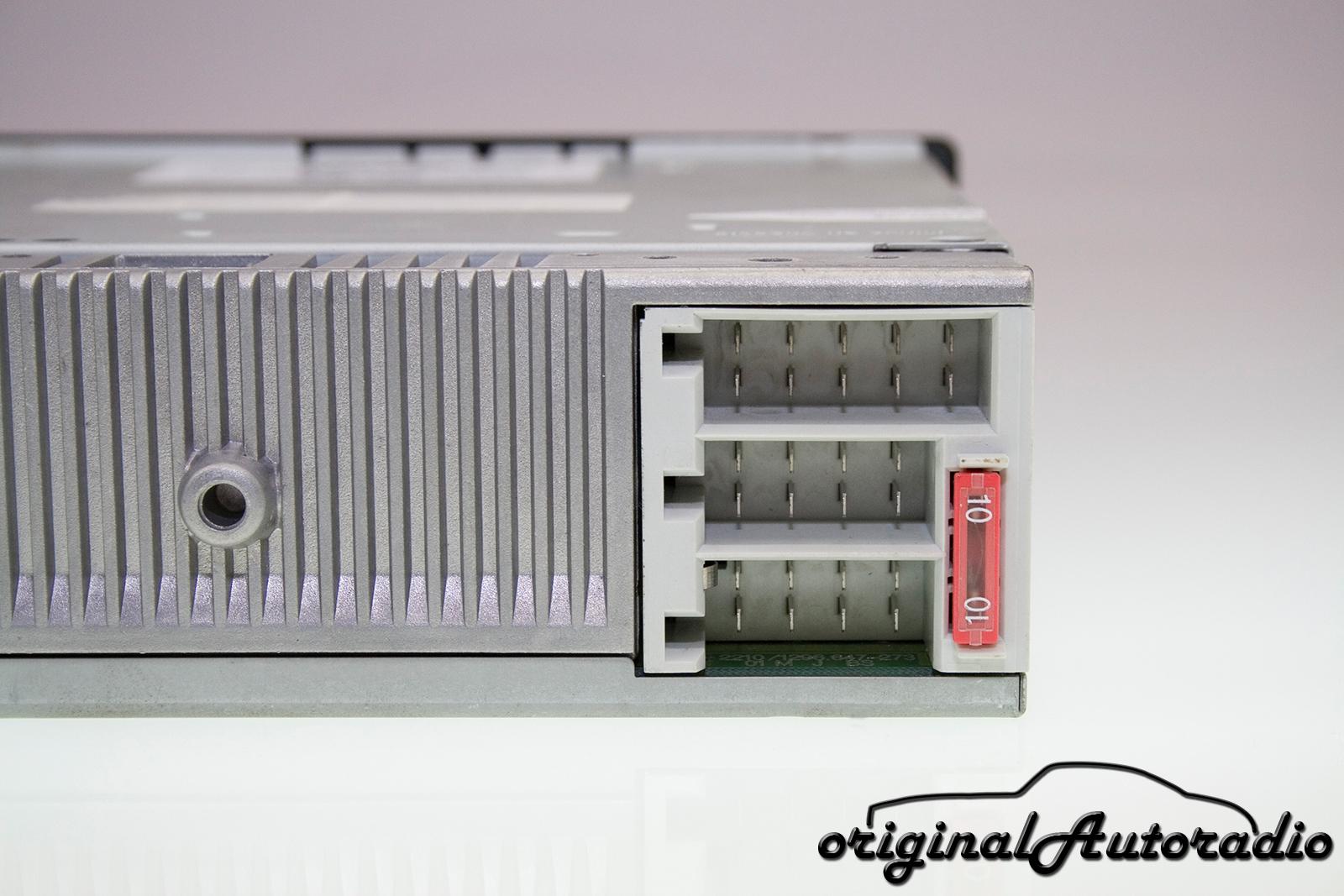 Original-Autoradio.de - Mercedes Special BE2210 CC Becker ... on