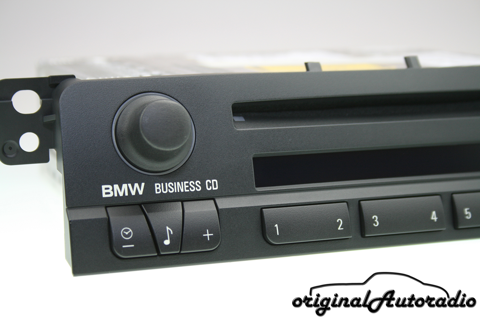 Bmw Business Radio Set Clock – Wonderful Image Gallery