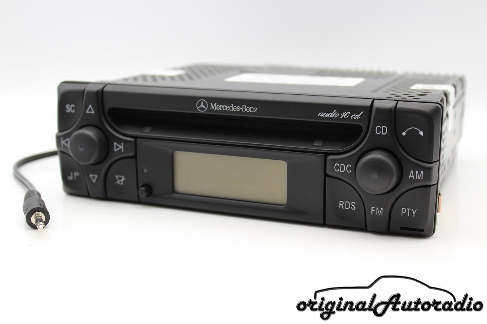 Original-Autoradio.de%20-%20Mercedes%20Audio%2010%20CD%20MF2199%20AUX-IN%20MP3%20Alpine%20%20Becker%20CD-R%20Original%20Car%20Radio
