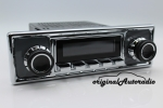 Retrosound Hermosa Becker Optik Komplettset Retro Autoradio